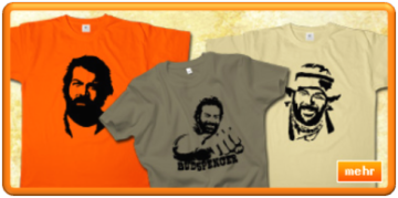Bud Spencer T-Shirts