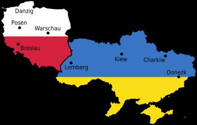 EM 2012 Austragungsorte