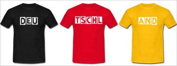 Deutschland Shirt Nationalmannschaft