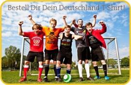 Deutschland Shirt Selbst Gestalten