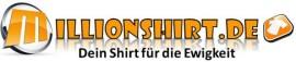Millionshirt.de Logo - Dein T-Shirt für die Ewigkeit